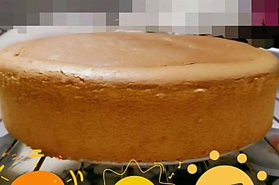 10寸戚风蛋糕胚