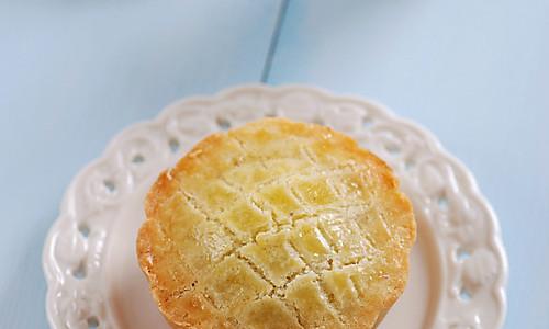 西式乳酪五仁月饼的做法