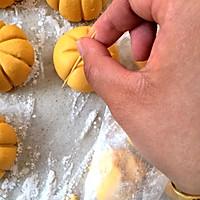 南瓜粘豆包的做法图解9