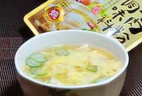 大喜大牛肉粉试用之酸辣豆腐汤的做法