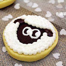 卡通羊羊饼干#九阳烘焙剧场#