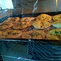 葱香烤饺子皮的做法图解7