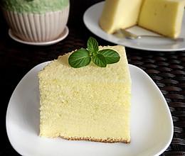 香草戚风蛋糕(极致细腻的戚风蛋糕的完美攻略)的做法