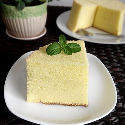 香草戚风蛋糕(极致细腻的戚风蛋糕的完美攻略)