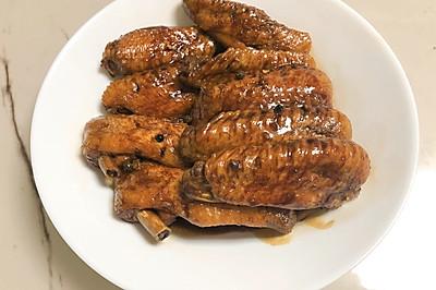卤味——卤鸡翅、卤鸡爪~