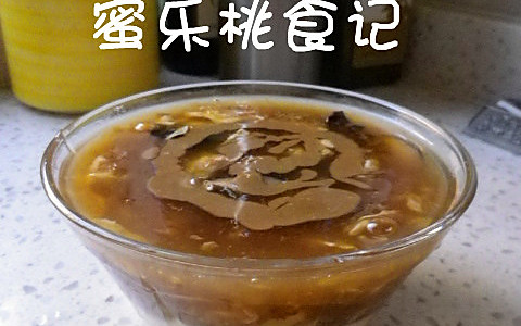 天津传统口味早餐——豆腐脑的做法