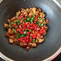 青红椒炒鸡丁的做法图解6
