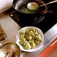 翡翠虾滑的做法图解5