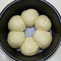 泡椰浆的奶油餐包的做法图解5