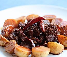 [简单易学]土豆烧牛肉的做法