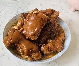 香卤猪蹄之电饭煲版的做法