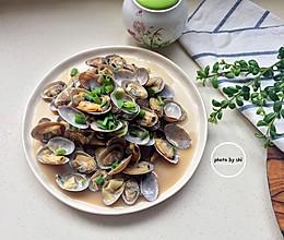 红烧蛤蜊的做法