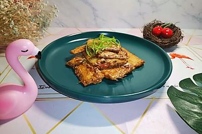无油版红烧带鱼(减脂菜单)