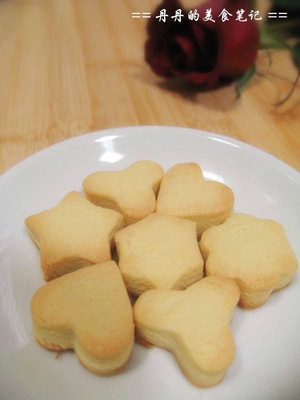 奶酪小饼干——补钙零嘴的做法