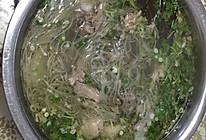 老鸭粉丝汤的做法