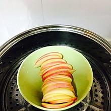 月子食谱-蒸苹果