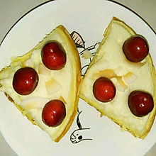 乳酪蛋糕(电饭锅简易版)