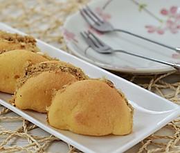 下午茶-肉松小仙贝蛋糕的做法