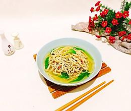 #《风味人间》美食复刻大挑战#大煮干丝的做法