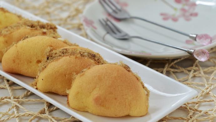 下午茶-肉松小仙贝蛋糕