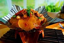 干锅萝卜---秋季开胃进补的做法
