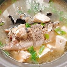 健脾养胃鲈鱼汤超鲜