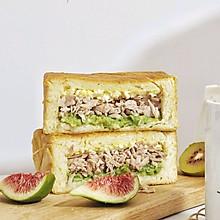 超人气Brunch 口袋三明治