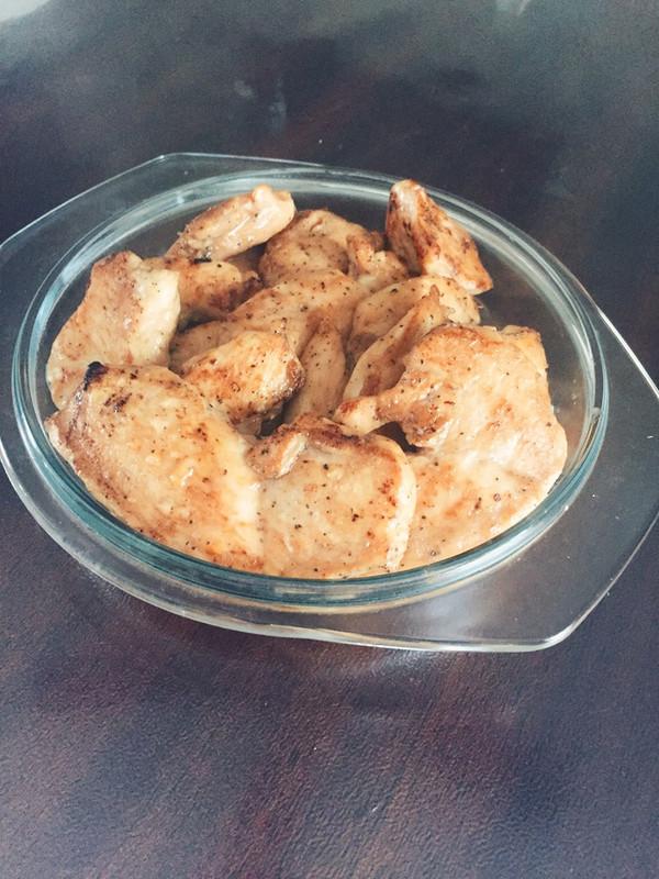 懒人低脂减肥鸡胸肉的做法