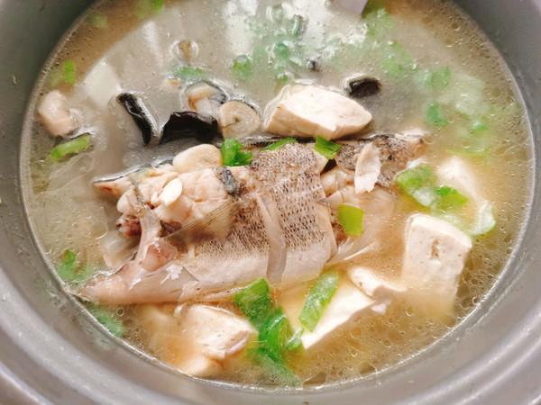 健脾养胃鲈鱼汤超鲜的做法