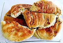 芝麻葱油饼的做法