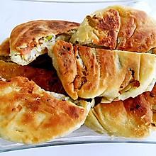 芝麻葱油饼