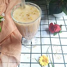 马蹄桂花梨汁饮