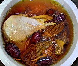 羊肚菌炖鸡汤-味道鲜美、提高免疫力的做法