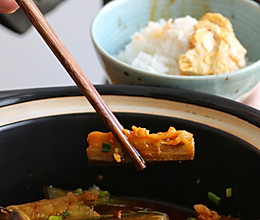 豆腐茄子煲(秋天暖胃)的做法