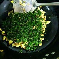 马兰头拌豆干杏鲍菇