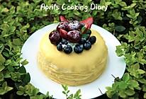 烘培小白的完美榴莲千层蛋糕实验报告-超详细步骤哟的做法