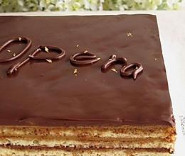 欧培拉歌剧院蛋糕的做法