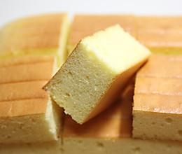 简单平凡的全蛋海绵蛋糕的做法