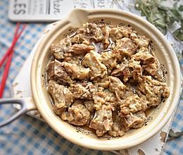 #爽口凉菜,开胃一夏!#粤式蒜蓉蒸排骨的做法