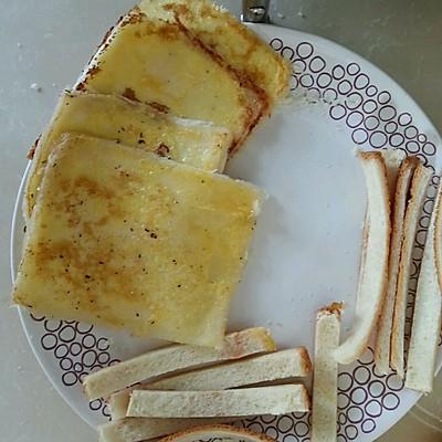 香蕉面包卷的做法 步骤2