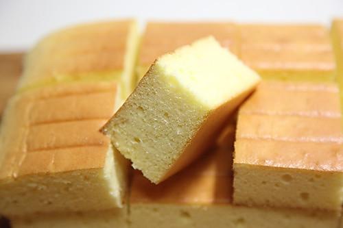 简单平凡的全蛋海绵蛋糕