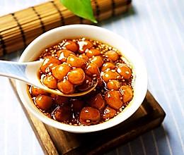 #入秋滋补正当时#甘甜香糯的红糖糯米圆子的做法