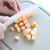 奶酪地瓜饼 宝宝辅食微课堂的做法图解2