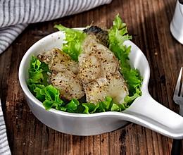 黑椒煎鳕鱼的做法