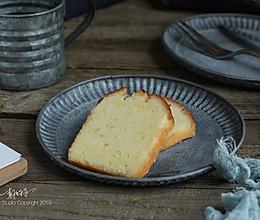柠檬磅蛋糕的做法