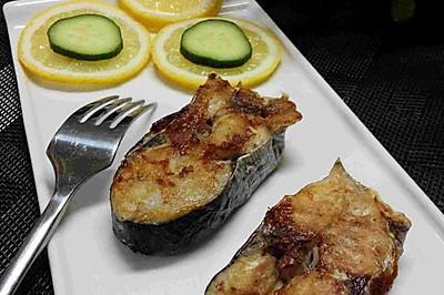 【利仁LR-FD431电饼铛试用报告之三】香煎孜然马鲛鱼