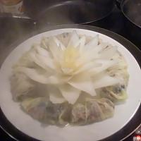 【莲花白菜包】白菜的三种形态的做法图解11