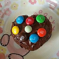 微波炉巧克力蛋糕的做法图解6