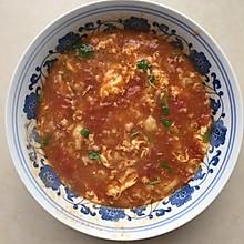 快手早餐主食汤菜—老北京疙瘩汤