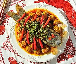 金玉满堂的香辣酥鱼的做法